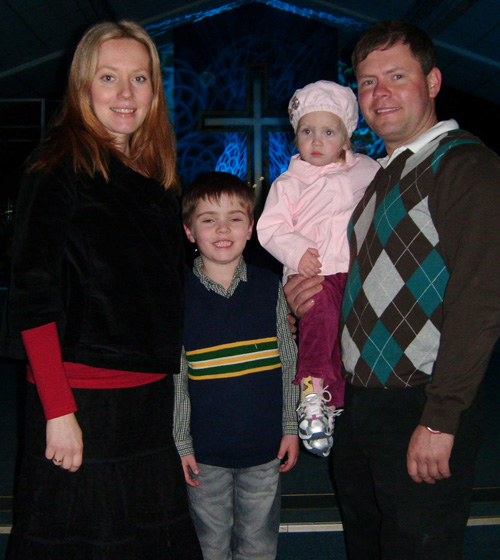 family Life and Service in Belarus