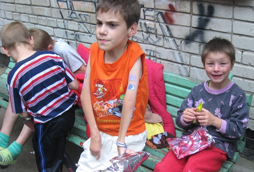 Camp 2 Reality of Russian Orphans
