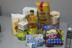 food packages for families 003 300x200 Family Homes, Orphanages and Shelters